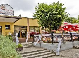 Restauracja i Kawiarnia Słoneczna, Sępólno Krajeńskie