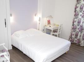 Logis Hotel des Pyrenees Rest. La Pergola, Ousse (рядом с городом Assat)