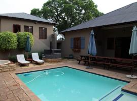 East View Guesthouse, Pretoria