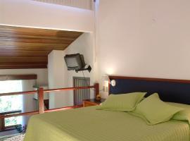 Terracota Hotel, Itaipava (Membeca yakınında)
