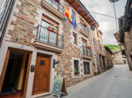 Hostal El Horno, Molinaseca (El Acebo de San Miguel yakınında)