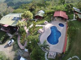 Hotel de Montaña El Pelicano, San Isidro (Herradura yakınında)