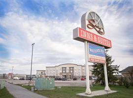 Service Plus Inns & Suites Drayton Valley, Drayton Valley (Entwistle yakınında)