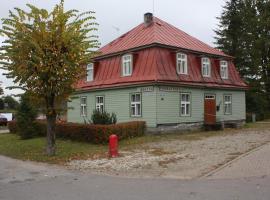Türi Guesthouse, Türi (Piiumetsa yakınında)