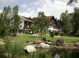 Hotel Waldblick Kniebis, Kniebis (Wolf yakınında)