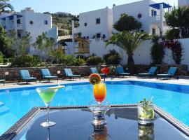 Boulafendis Beach Hotel, Alinda