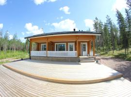 Rauhala Cottage, Kurvila (рядом с городом Ylä-Jääski)