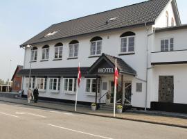 Hotel Aulum Kro, Avlum (Vildbjerg yakınında)
