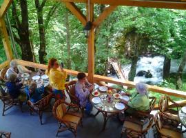 Hotel Ravnjak, Bistrica