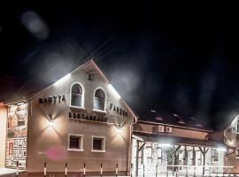 Bástya Panzió és Étterem, Mezőpeterd