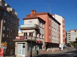 Apartamentos VIDA Sanxenxo, Санхенхо (рядом с городом Падриньян)