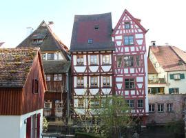 Hotel Schmales Haus, Ulm