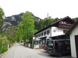 Landhaus Nina, Schwangau (Hohenschwangau yakınında)