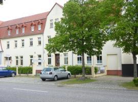 Pension Märkische Bauernstube, Schorfheide (Altenhof yakınında)