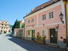 Pension Rosa, Český Krumlov