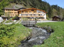 Family Tirol Aparthotel, Biberwier