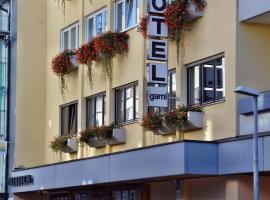 Hotel Garni Oberrhein, Rheinfelden