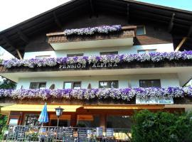 Pension Alpina, Obsteig