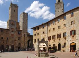 Leon Bianco, San Gimignano