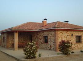 Casa Rural Escapada Rústica Teruel, Teruel (Castralvo yakınında)