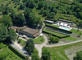 Agriturismo Le Buche di Viesca, Reggello (Berdekatan Figline Valdarno)