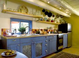 Casa Gallina - An Artisan Inn, Taos (in de buurt van Ranchos de Taos)