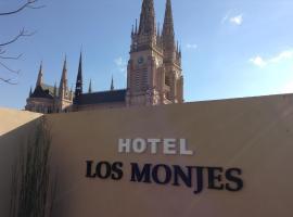 Los Monjes, Luján (San Eladio yakınında)