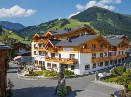 Hotel am Reiterkogel, Saalbach Hinterglemm (Hinterglemm yakınında)