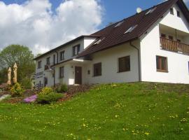 Penzion Klášterec nad Orlicí, Klášterec nad Orlicí (Vítanov yakınında)