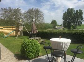 B&B Het nieuwe Bintjeshof, Kortrijk (Sint-Denijs yakınında)
