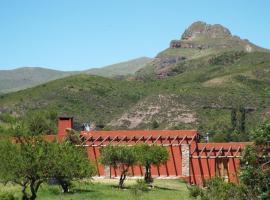 Raíces - Cabañas Serranas, Ongamira (Villa Gutiérrez yakınında)