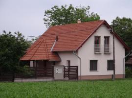 Happy Mammy Bababarát Vendégház Fészek utca, Орошхаза (рядом с городом Székkutas)