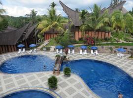 Toraja Heritage Hotel, Рантепао
