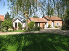 Thatched Farm Holiday Cottages, Вудбридж (рядом с городом Waldringfield)