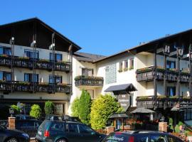 Hotel Schloessmann, Bad König (Langen-Brombach yakınında)