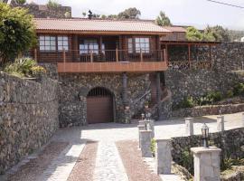 Natural House, Икод-де-лос-Винос (рядом с городом Santa Catalina)