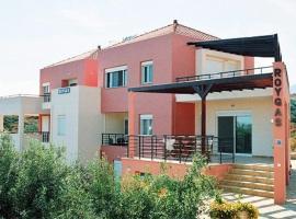 Rougas Apartments, Монемвазия (рядом с городом Áyios Stéfanos)