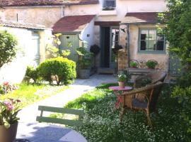 Les Chambres des Rêveries, Ermenonville (рядом с городом Versigny)