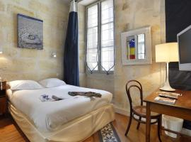 Hotel The Originals Bordeaux La Tour Intendance (ex Qualys-Hotel)