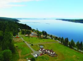 Two Eagles Lodge, Union Bay