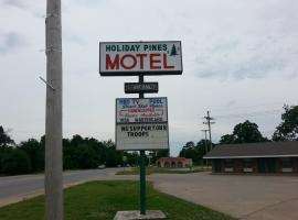 Holiday Pines Motel, Jay