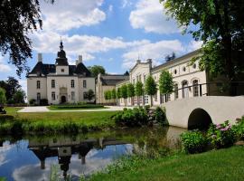 Hotel Schloss Gartrop, Hünxe (Voshövel yakınında)