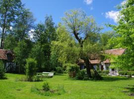 Moulin d'en Bas de Souesmes, Souesmes (рядом с городом Brinon-sur-Sauldre)