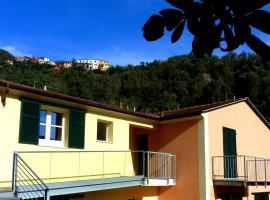 Al Molino delle Ghiare, Levanto (Vignana yakınında)