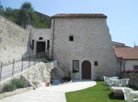 Locanda Incantata Room & Relax, Scurcola Marsicana (Verrecchie yakınında)