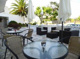 Hotel Arboleda, A Lanzada