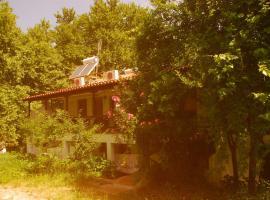 Armonia Samothraki Rooms, Терма (рядом с городом Kariotes)