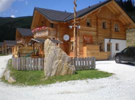 Almrauschhütte Markus, Lachtal (Pusterwald yakınında)