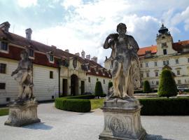 Hotel Hubertus, Valtice
