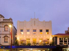 Alabama Hotel Hobart, Hobart